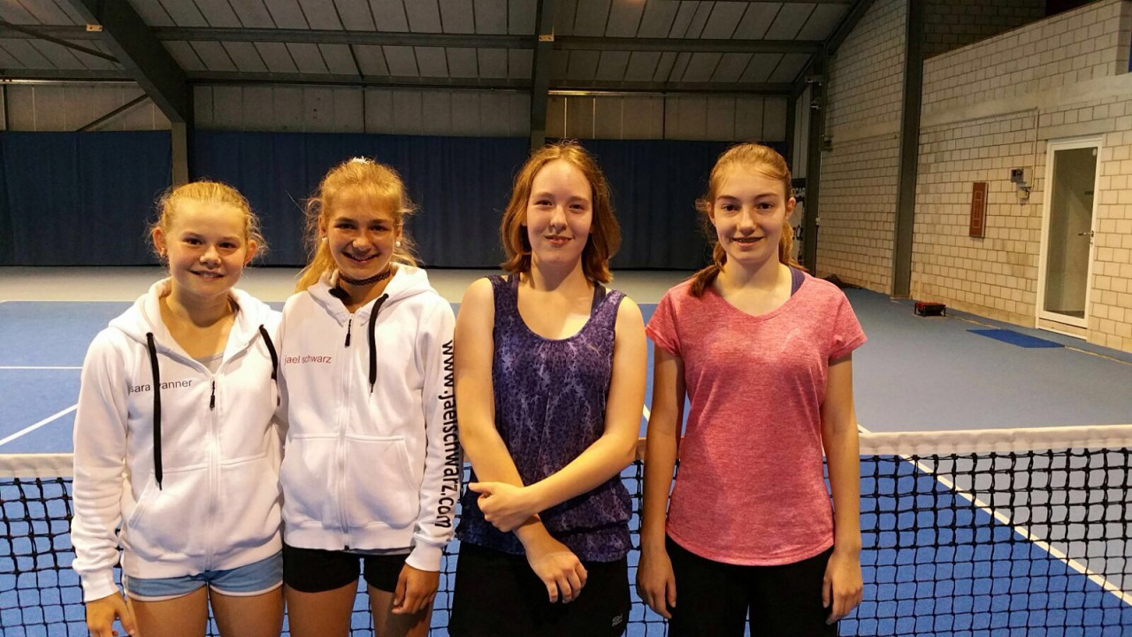 Junioren Interclub TC TIBE Beringen